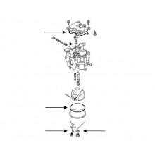 HONDA GX100 karburátor tömítés UHD