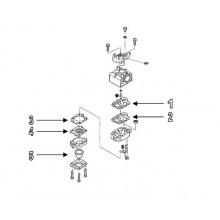 HONDA GX25, GX35 karburátor tömítés