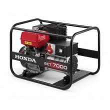 HONDA ECT7000 áramfejlesztő